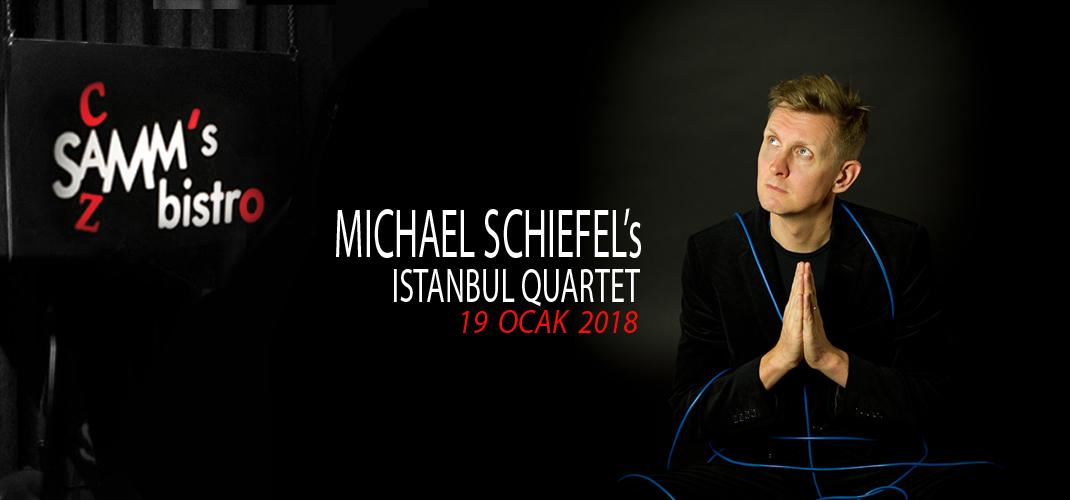 Michael Schiefel's Istanbul Quartet