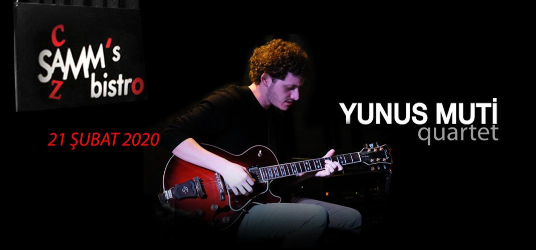 Yunus Muti Quartet – 21.02.2020